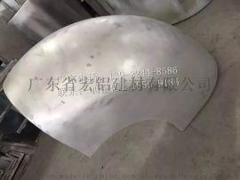 厂家定做包柱铝单板 铝材装饰