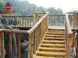 四川实木栏杆厂家,栏杆设计定制