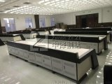 中澤凱達生產鋼木結合控制檯,機房監控控制檯廠家