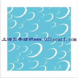 化纤印花丝巾(s-1001)