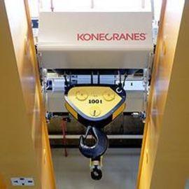 科尼手持式、低净空环链葫芦,科尼环链电动葫芦,进口电动葫芦