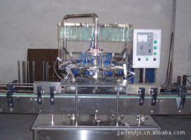 塑料冲瓶机  玻璃瓶冲瓶机  液体冲洗灌装封口机 饮料自动灌装机