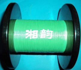 绿色UL10064铁氟龙超细电子线