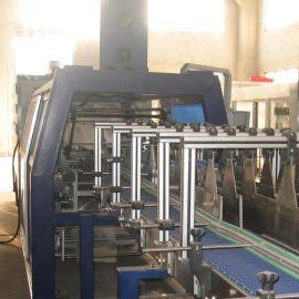 单卷裹包机 高速裹包机 彩膜包装机 高速直进全自动热收缩包装机