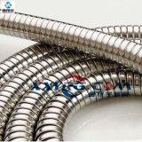 供应不锈钢穿线软管, 双扣不锈钢软管,不锈钢金属软管