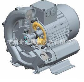 750w吹吸气两用高压旋涡式养鱼增氧气泵