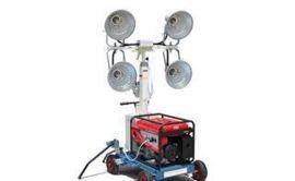 手推式照明車(4*400W)