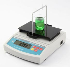 流动性液体密度计,粘稠性液体密度计DH-300L