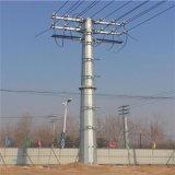 供应唐山秦皇岛35KV变电站架构 30米独立接闪杆 避雷针电话 电力钢杆生产厂家