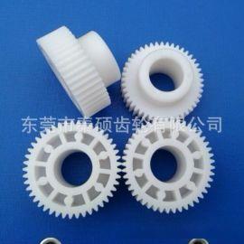东莞秦硕塑料齿轮厂生产塑胶大齿轮 音箱齿轮 非标塑料齿轮定做