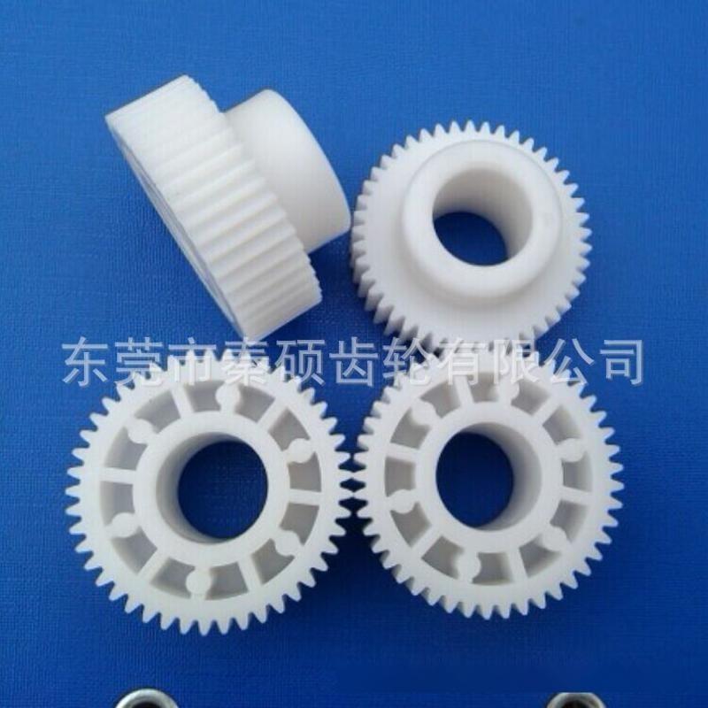 東莞秦碩塑料齒輪廠生產塑膠大齒輪 音箱齒輪 非標塑料齒輪定做