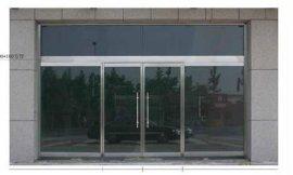 钢化玻璃门 -1