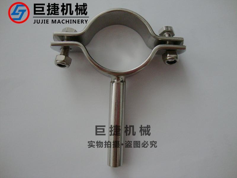 卫生级不锈钢支架,冲压管支架,304管支架