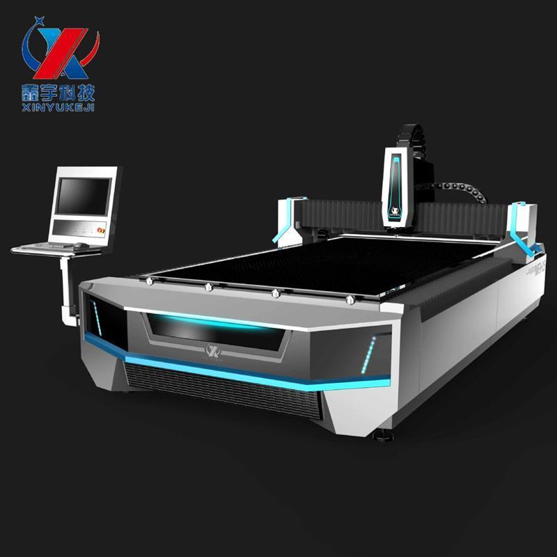 双驱动光纤激光切割机 厂家直销激光切割机