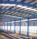 厂房钢结构除锈刷漆防腐