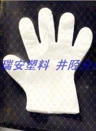透明卫生一次性薄膜手套