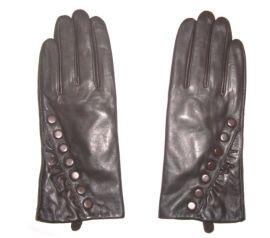 厂家批发零售**款真皮手套绵羊皮女士手套山羊皮保暖手套鹿皮时尚服饰配件手套
