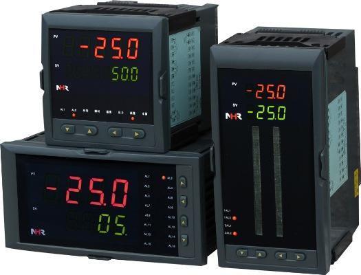 虹润产品NHR-5300系列人工智能PID调节器