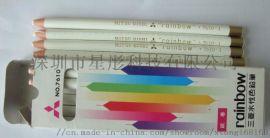 三菱水性色铅笔7610 三菱7610拉线蜡笔