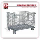倉儲籠廠家   金屬物流倉儲籠 折疊式物料倉儲籠