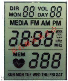 華彩勝HCS0014血壓計LCD液晶顯示屏