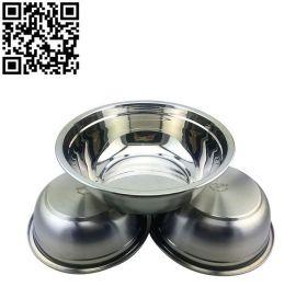 304不锈钢汤盆碗小盆料缸圆盘