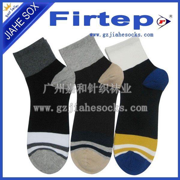 夏季袜 短筒男袜子 运动袜子 品牌运动袜