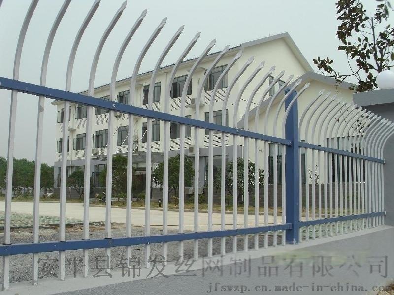 單彎頭鐵藝圍欄網,鐵藝圍欄網(單彎頭),鐵藝圍欄網廠