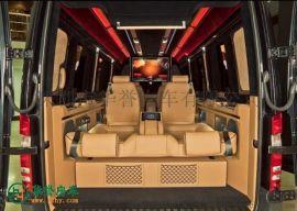 华誉房车 进口夏朗商务车座椅改装 汽车改装座椅