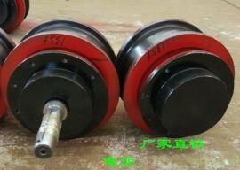 500x150双轮缘 55#铸钢行车轮 大车运行机构主动轮 脚箱轮
