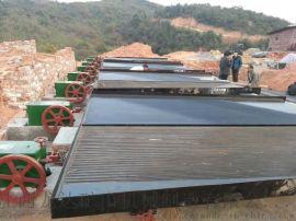 江西龙达新型选矿摇床 实验室双层摇床 6S摇床配件