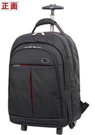 订做拉杆包 拉杆双肩背包 旅行包防水行李箱包 旅游包20寸