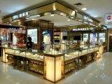 珠宝展示柜设计加工成品