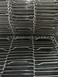 安平加工定做各种金属网带、食品网带、乙型网带不变形运转平稳