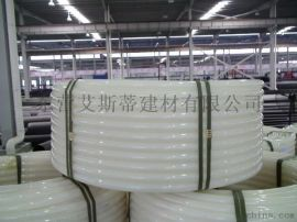 HDPE给水管 黑色PE给水管 白色PE管材