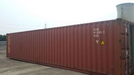 出售与租赁二手集装箱 冷藏箱 各类集装箱改造 价格优惠