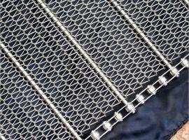 鑫昌达生产供应不锈钢网带  输送机网带 链条 链板