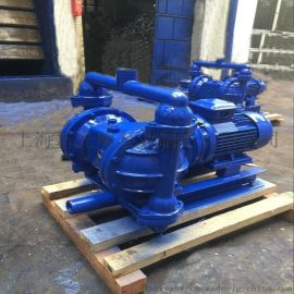 上海电动隔膜泵DBY  化工电动隔膜泵 耐腐蚀电动隔膜泵 无堵塞电动隔膜泵