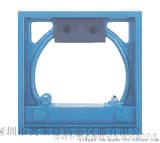 日本FSK富士框式水平仪300*0.02mm 6061151