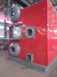 双锅筒膜式壁燃油燃气环保节能蒸汽锅炉