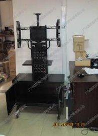 可放主机LP6810移动架,文件柜移动推车挂架