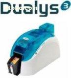 供应爱丽丝EvolisDualys3大力士3双面证卡打印机智能卡片打印机及色带