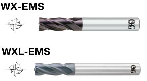 OSG歐仕機硬質合金銑刀