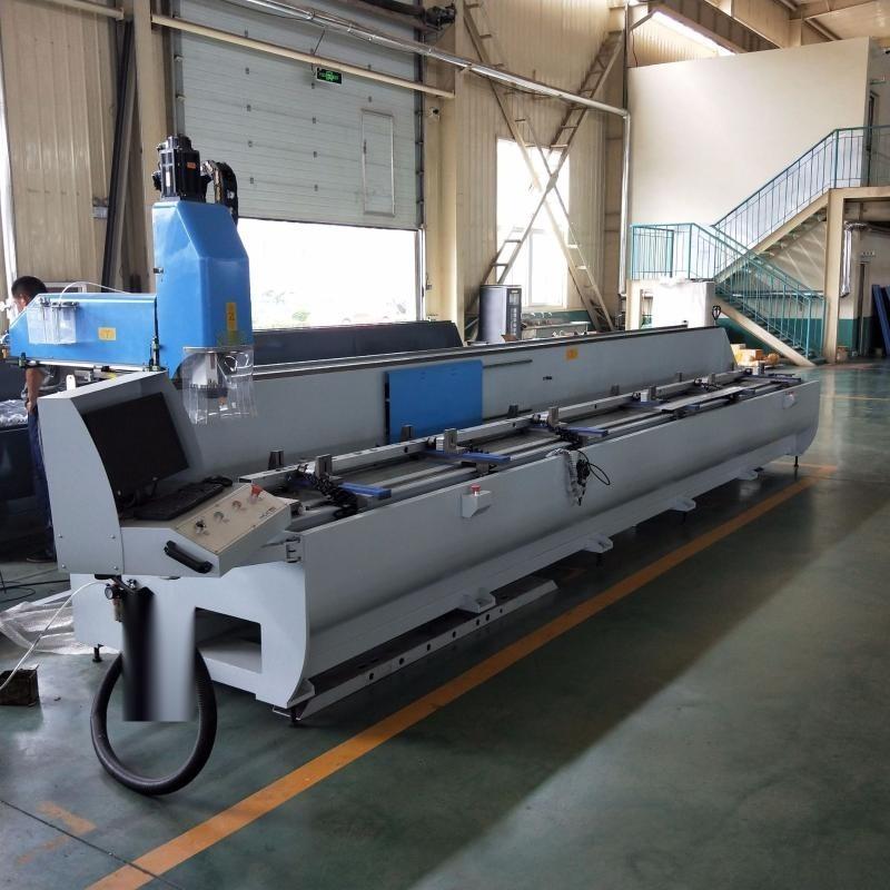 铝型材三轴数控加工中心 铝型材数控加工设备