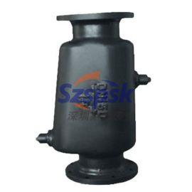 压缩机/烘干/水洗厂/印染专用螺纹式汽水分离器AS罐式冷凝水分离