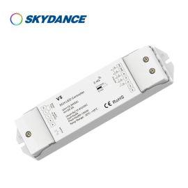 LED RGB+CCT低压控制器调光控制器 V5