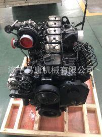 挖掘机康明斯6B5.9发动机大修