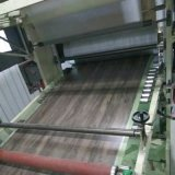 LVT-PVC塑胶复合地板生产线 PVC地板革设备