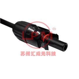 苏州汇成元电子供Amphenol安费诺BD-02BFFA-LL7001替代品防水线束