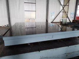 钳工工作台 检验平台 焊接平台 1000*3000mm  北方重型
